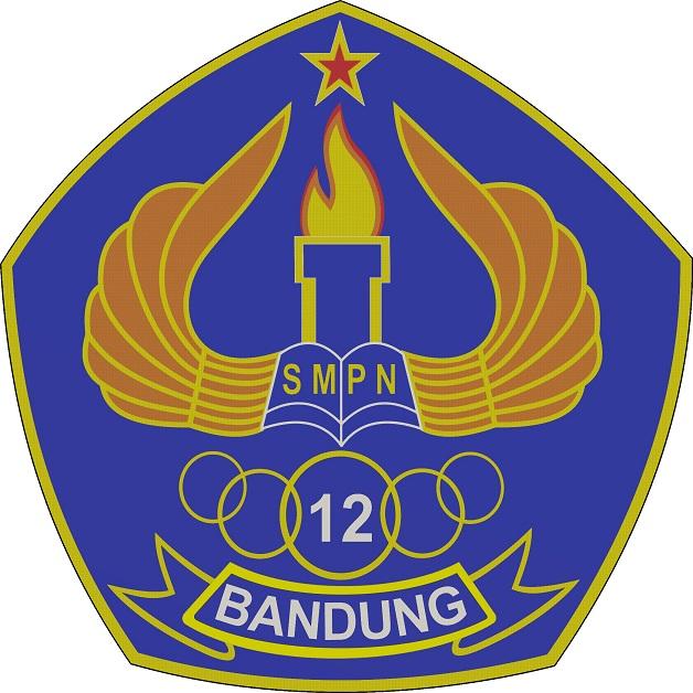 logo smp12 Biru Muda jpg