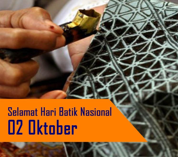 Sejarah Hari Batik Nasional (Lengkap) - MARKIJAR.Com